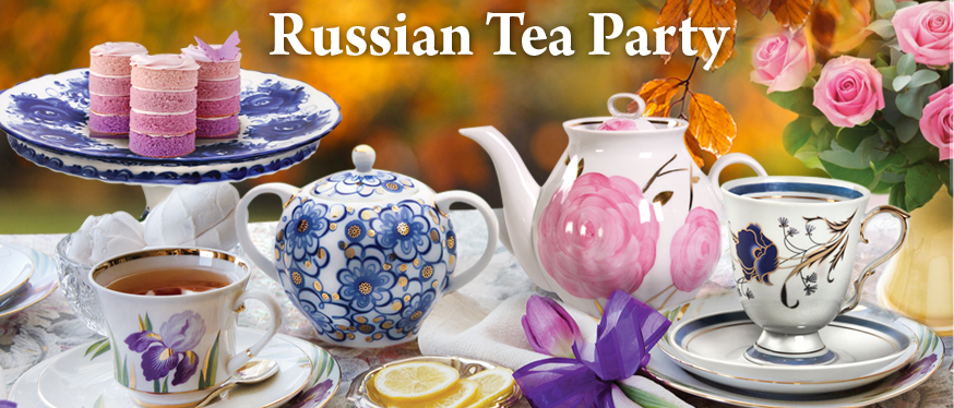 Russian Tea Party